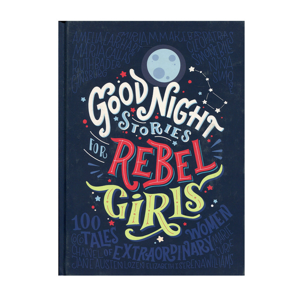 Books - Goodnight Stories for Rebel Girls