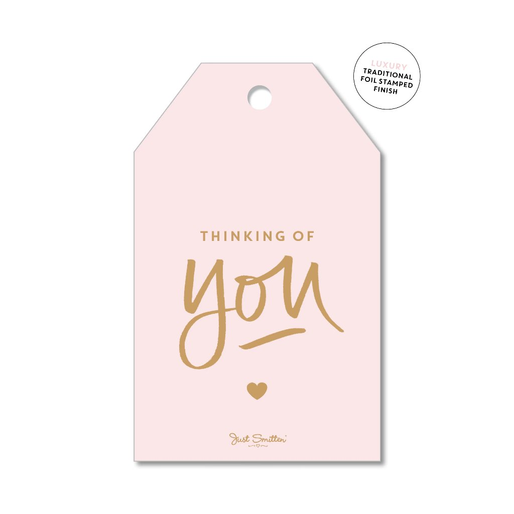 Gift Tag - Thinking of You