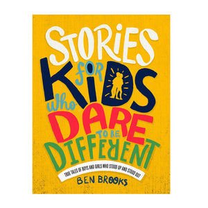 Books - Kids Who Dare to be Different