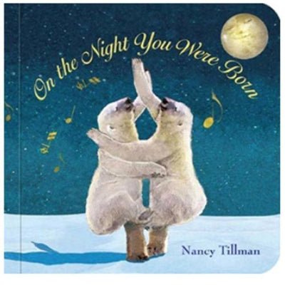 Books - On the Night You Were Born B/B