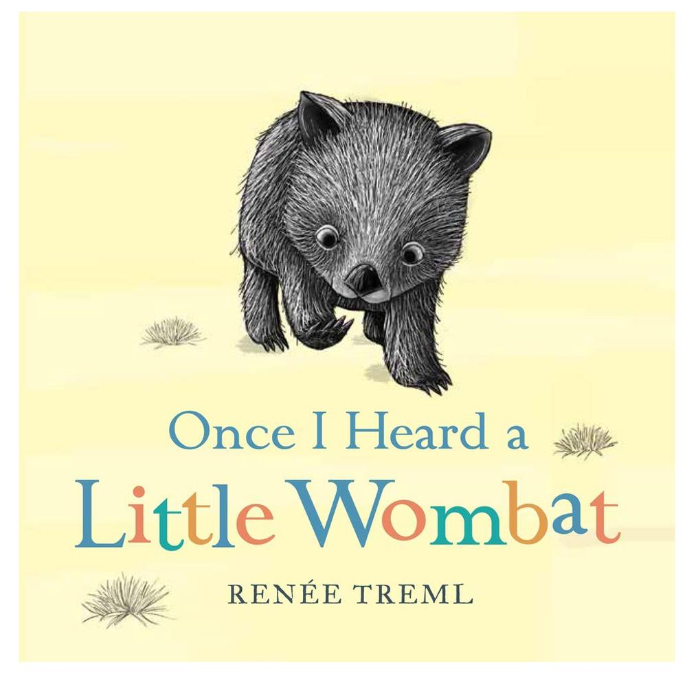 Books - Once I Heard a Little Wombat