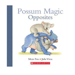 Books - Possum Magic, Opposites