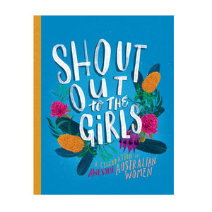 Books - Shout Out to the Girls