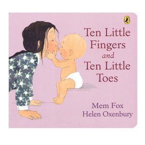 Books - Ten Little Fingers, Ten Little Toes