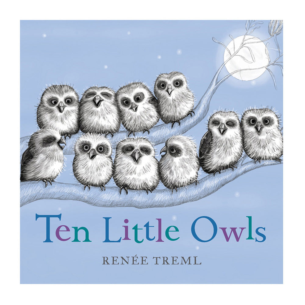 Books - Ten Little Owls