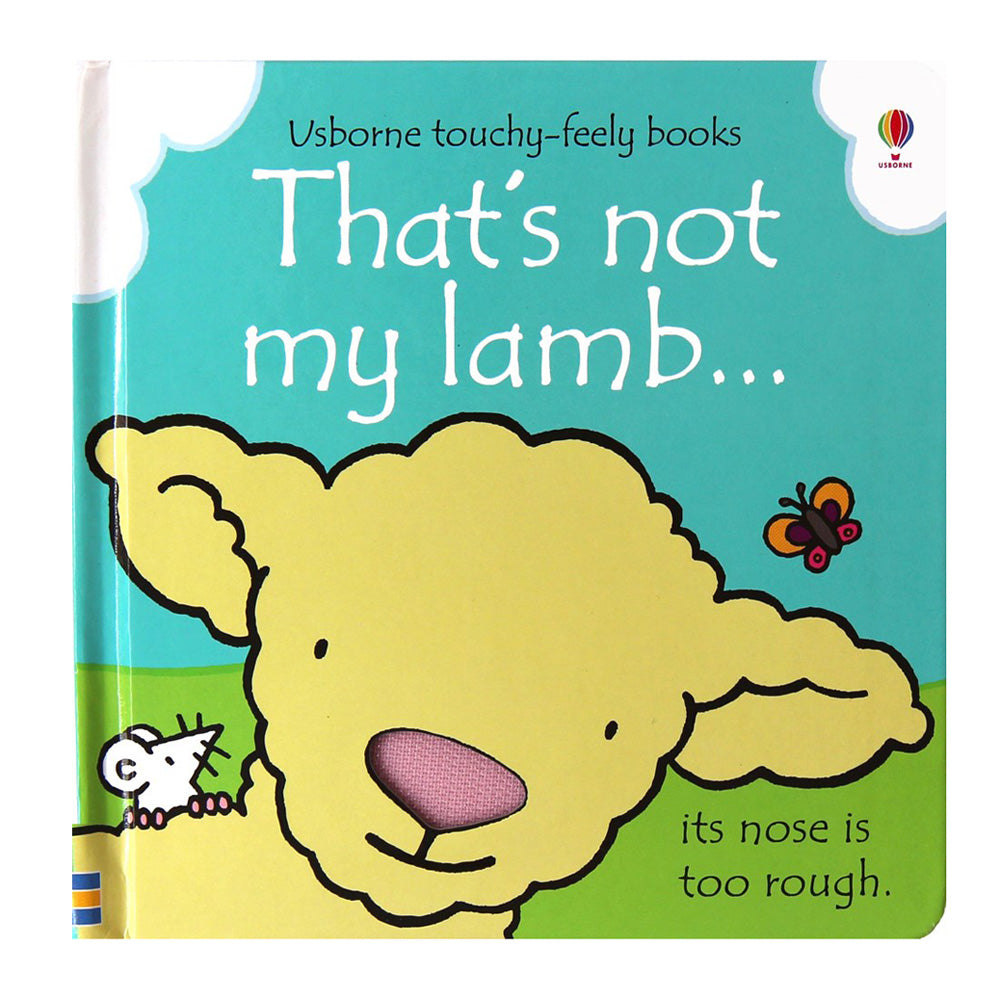 Books - That's Not My Lamb