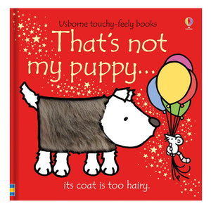 Books - That's Not My Puppy