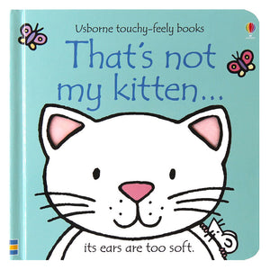 Books - That's Not My Kitten