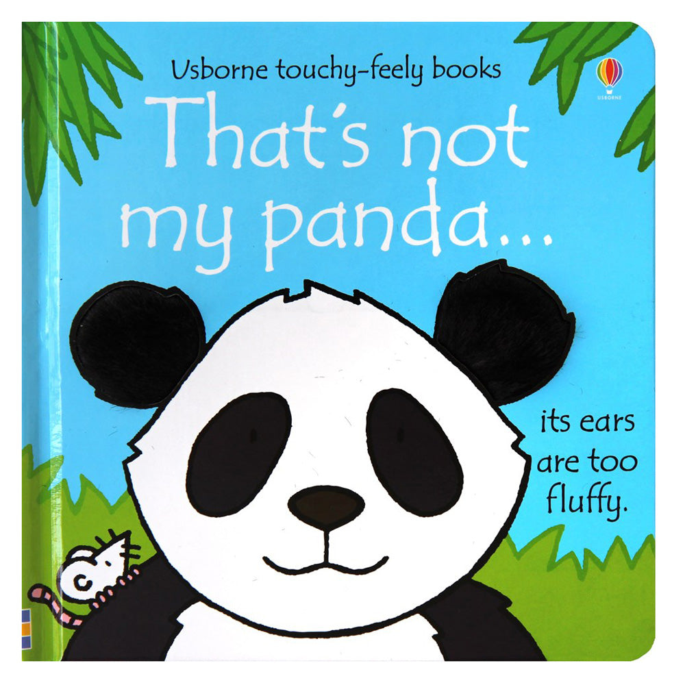 Books - That's Not My Panda