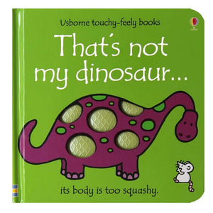 Books - That's Not My Dinosaur