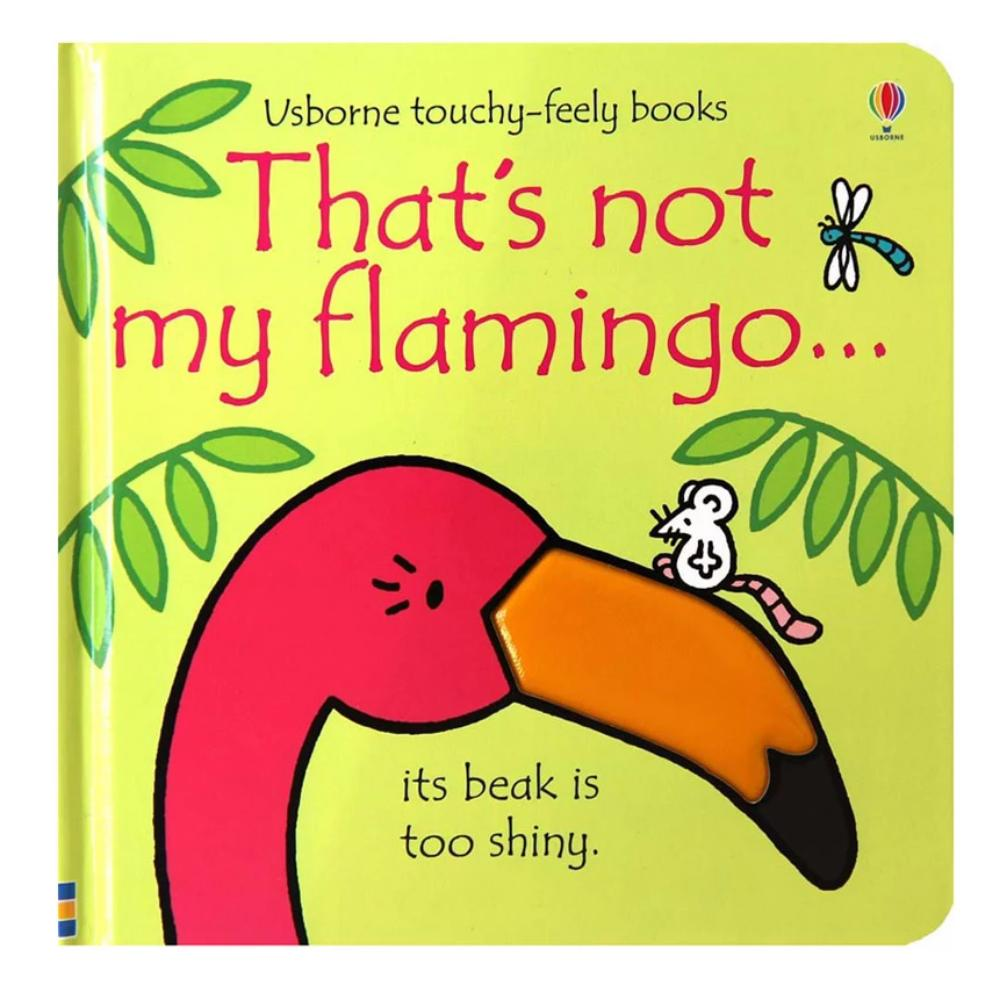 Books - That's Not My Flamingo