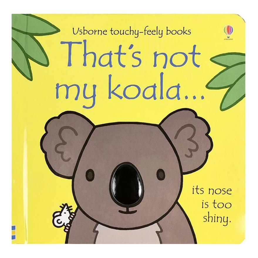Books - That's Not My Koala