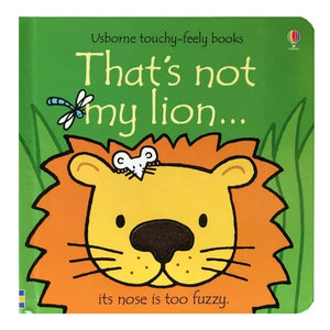 Books - That's Not My Lion