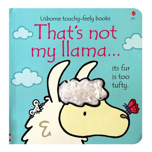 Books - That's Not My Llama