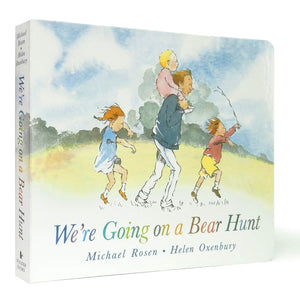 Books - We're Going on a Bear Hunt