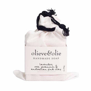 Olieve & Olie - Hand Made Bar Soap, 3 Pack