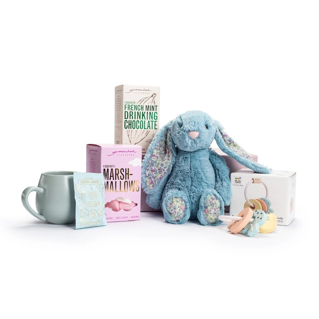 XO gifts - For the Love of Chocolate Baby+Mum Gift