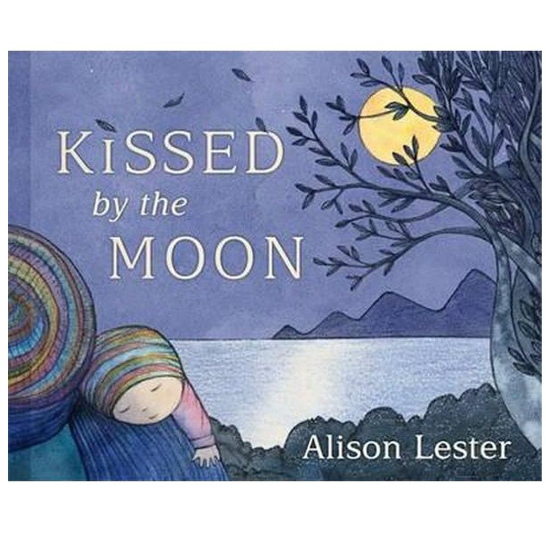Books - Kissed by the Moon