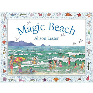 Books - Magic Beach B/B