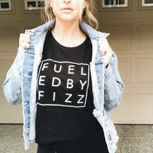 Load image into Gallery viewer, #FUELEDBYFIZZ Tee
