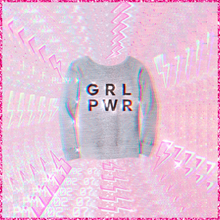 Load image into Gallery viewer, #GRLPWR