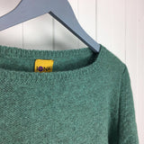 Mara Jersey - Green Teal
