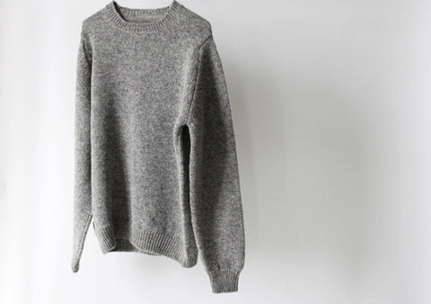 Crofters Crew - Iona Wool Pullover - IW.1.13