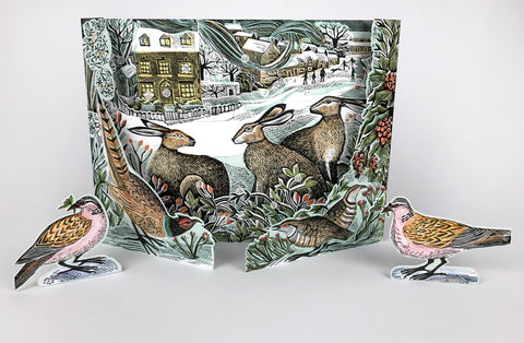 We Three Hares Advent Calendar