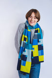 Harris Block Scarf