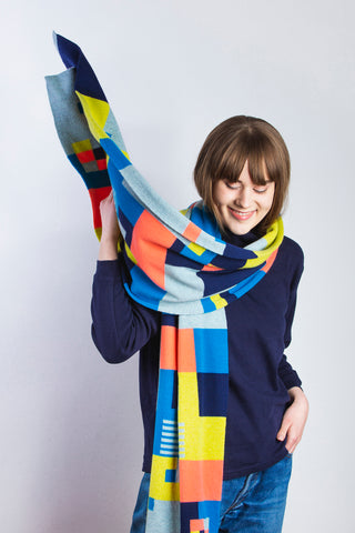 Barra Block Scarf