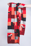 Berneray Block Scarf