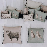 Iona Tweed Cushions