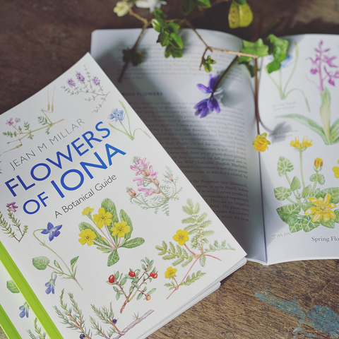 Flowers of Iona Book