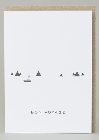 Bon Voyage Tiny Mountains