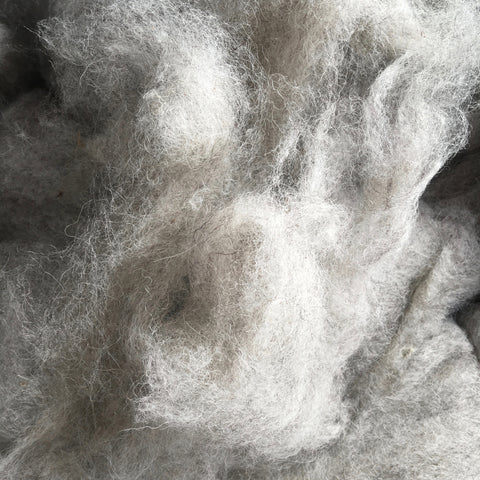 Fluffy Clouds - Unspun Iona Wool