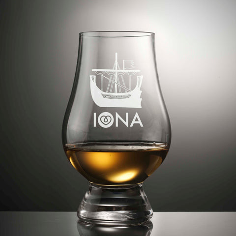 Iona Whisky Glass