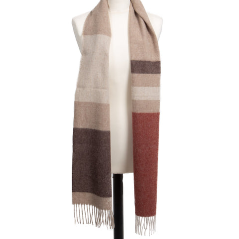 Lightweight Wool Scarf