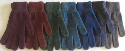 Mens's Lambswool Gloves