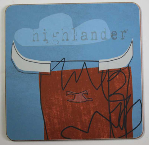 Highlander Table Mat / Pot Stand