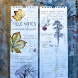 Field Notes Perpetual Calendar