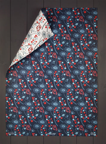 Hedgerow Double Sided Giftwrap