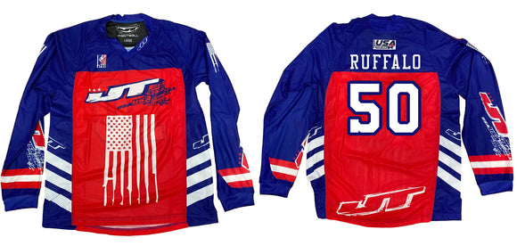 2020 DuraLite Practice Jersey - OLIVER RUFFALO #50