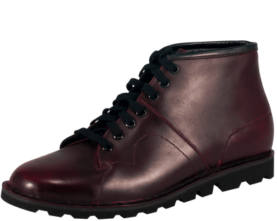 Monkey Boot (burgundy)