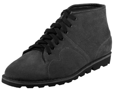 Monkey Boot (grey suede)