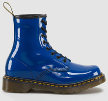 Load image into Gallery viewer, 1460 Patent Leather Boot (royal blue)