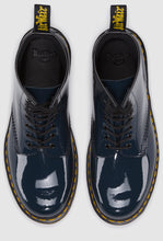 Load image into Gallery viewer, 1460 Patent Leather Boot (navy)