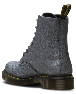 1460 Pascal Fine Glitter (pewter)