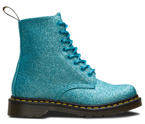 1460 Pascal Fine Glitter (turquoise)