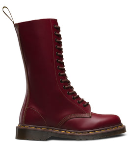 1914 Vintage Smooth - Made in England (oxblood)