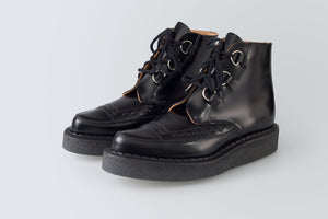 D-Ring Pointed Creeper (Black)